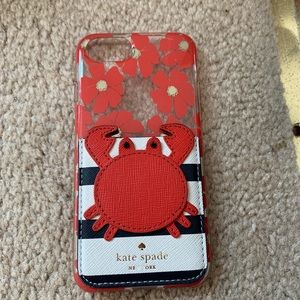 iPhone 7 case with Kate spade pocket